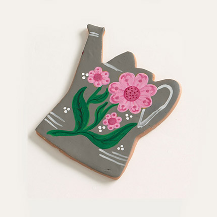 Watering Can Cookie Cutter - Traditional