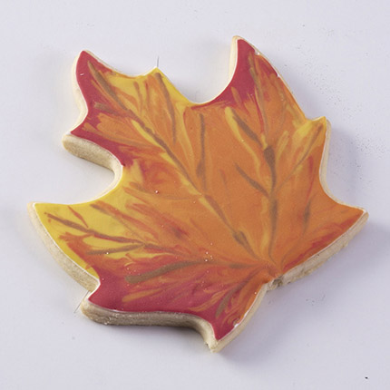 Maple Leaf Cookie Cutter - Traditional