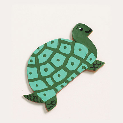 Turtle Cookie Cutter - Traditional