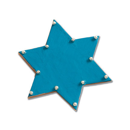 Star of David Cookie Cutter - Traditional