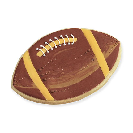 Football Cookie Cutter - Traditional