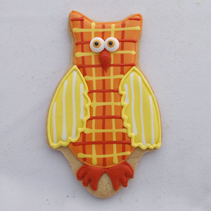 Owl Cookie Cutter - Traditional