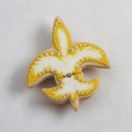 Fleur de Lis Cookie Cutter - Traditional