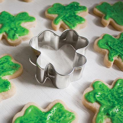 Shamrock Cookie Cutter