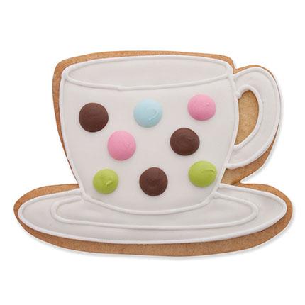 Teacup w/Saucer Cookie Cutter