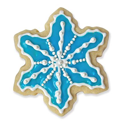Snowflake Cookie Cutter - MMC