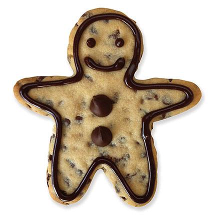 Gingerbread Man Cookie Cutter - MMC