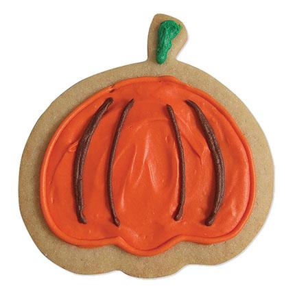 Pumpkin Cookie Cutter - MMC
