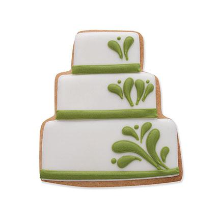 Wedding Cake Cookie Cutter - MMC