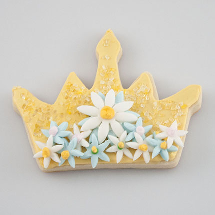 Princess Crown Cookie Cutter - MMC
