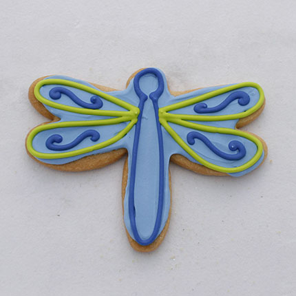 Dragonfly Cookie Cutter - MMC