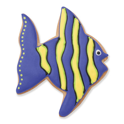 Tropical Fish Cookie Cutter - MMC