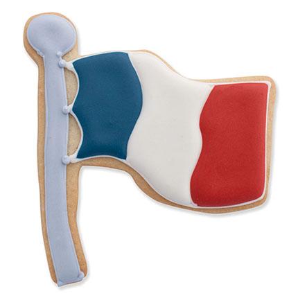 Flag Cookie Cutter - MMC