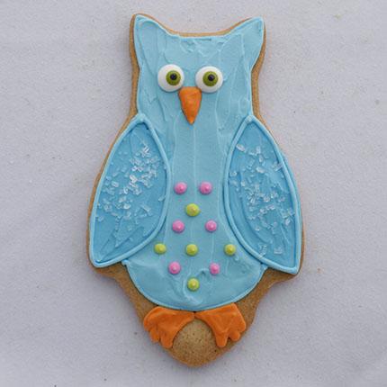 Owl Cookie Cutter - MMC