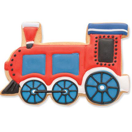 Train Cookie Cutter - MMC