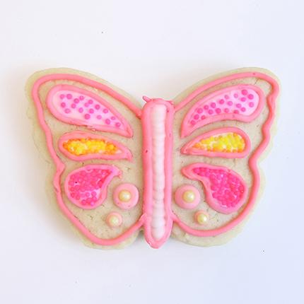 Butterfly Cookie Cutter - Ann's