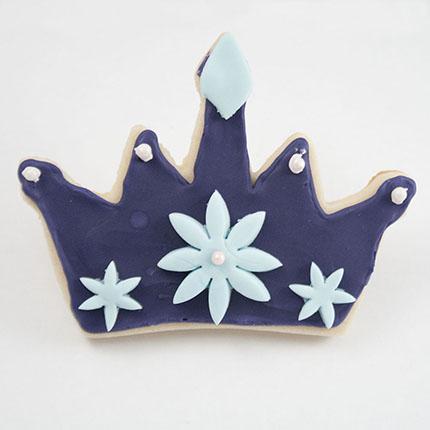 Crown Cookie Cutter - Ann's