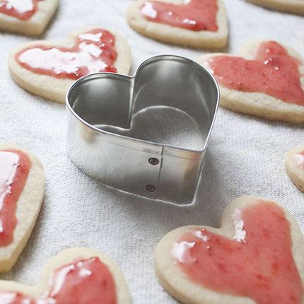 Heart Cookie Cutter - Ann's
