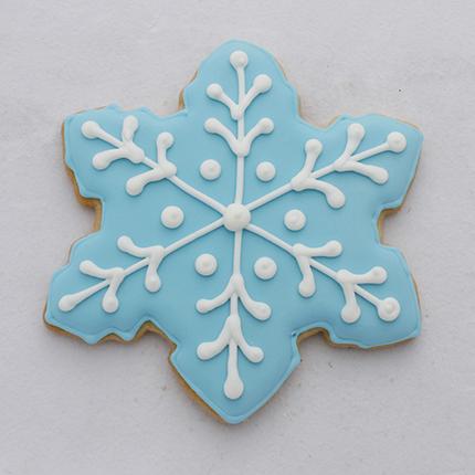 Snowflake Cookie Cutter - Ann's