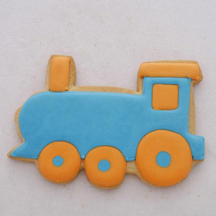 Train Cookie Cutter - Ann's