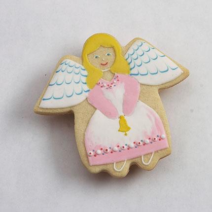 Primitive Angel Cookie Cutter