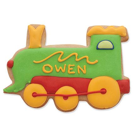 Locomotive Train Engine Cookie Cutter