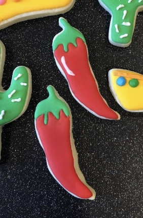 Large Chili Pepper Cookie Cutter