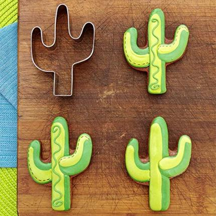 Cactus Cookie Cutter