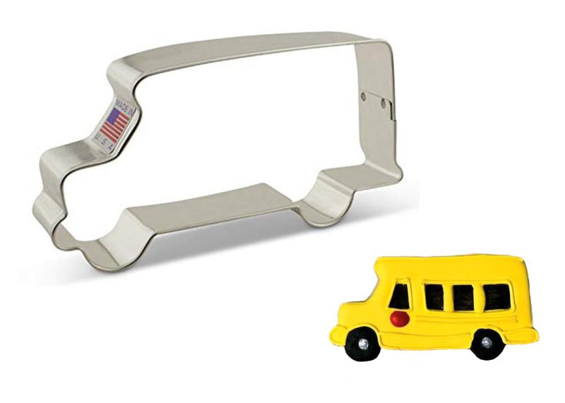School Bus Cookie Cutter