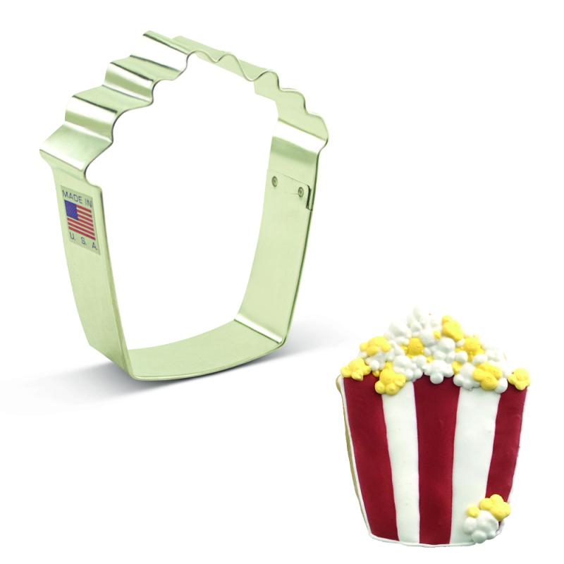 Popcorn Cookie Cutter
