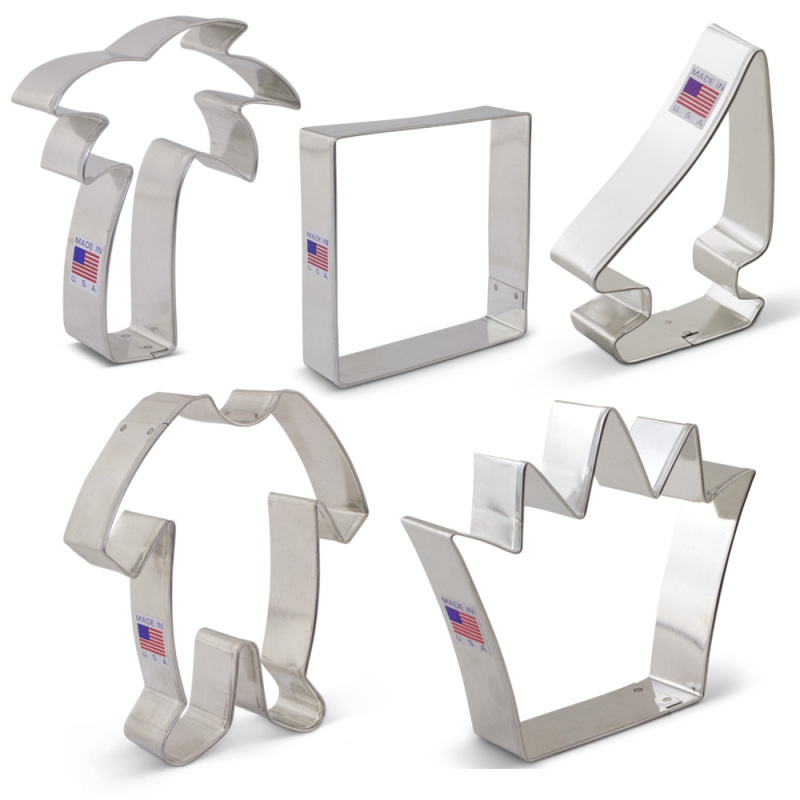 Wild Things Cookie Cutter 5 pc Set