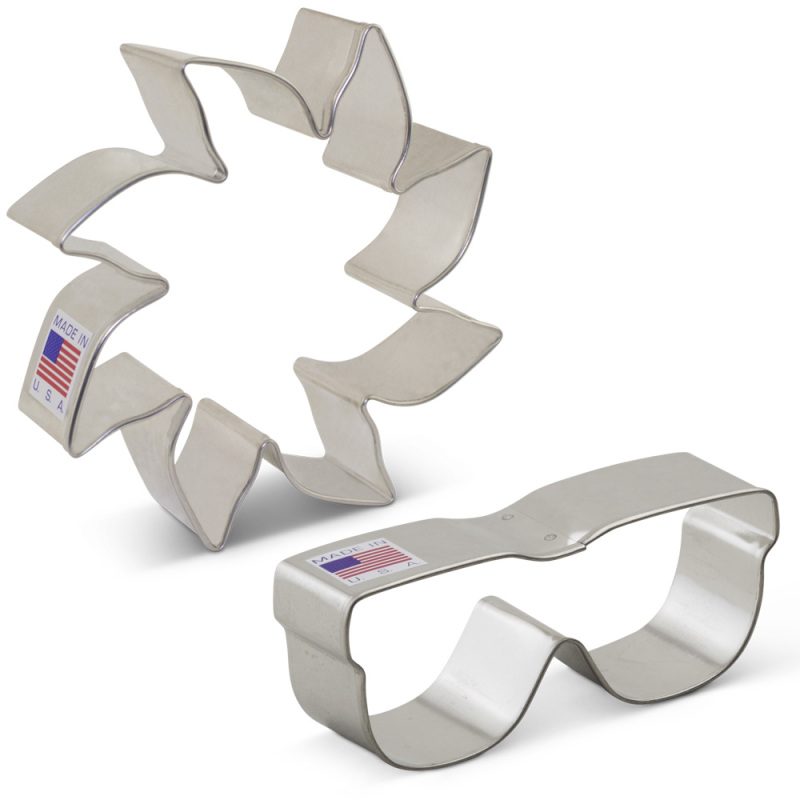 Sunshine Cookie Cutter 2 pc Set