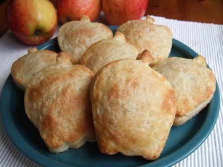 individual apple pies recipe