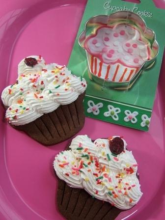 Chocolate Cupcake Cookies Recipe