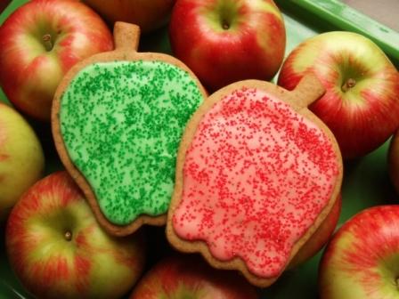 Apple Butter Cookies Recipe