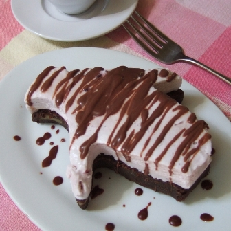 ice cream brownie dessert recipe