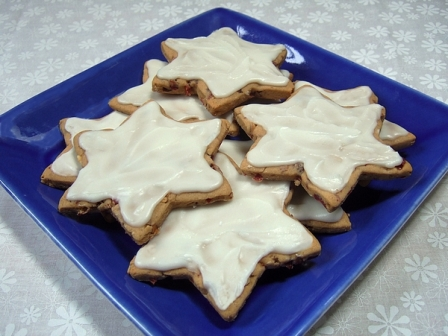 honey fruit cookies recipe