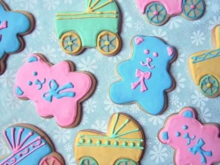 powdered sugar cookies recipe