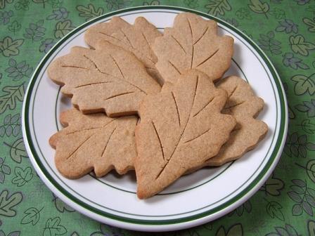 rye cookies recipe