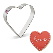 Extra Large Heart Cookie Cutter