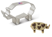 Rhinoceros Cookie Cutter