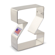Letter Z Cookie Cutter