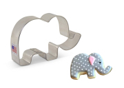 Cute Elephant Cookie Cutter