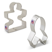 Awareness Cookie Cutter 2 pc Set