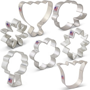 Flower Bouquet Cookie Cutter 7 pc Set