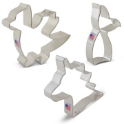 Mythical Creatures Cookie Cutter 3 pc Set