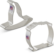 Witches Cookie Cutter 2 pc Set