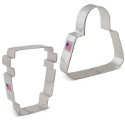 Grab it and Go Cookie Cutter 2 pc Set