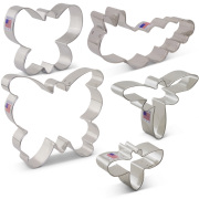 Bug / Insect Cookie Cutter 5 pc Set