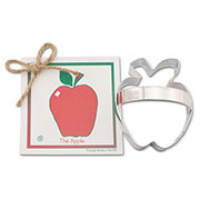 Apple Cookie Cutter - Traditional